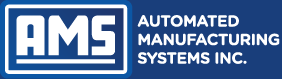 AMS - Automated Manufacturing Systems Inc. Logo